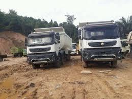 volvo fmx dump truck. tampilkan gambar volvo fmx dump truck