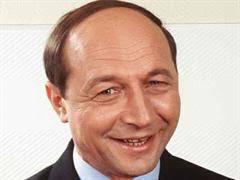 Der rumänische Staatspräsident Traian Basescu. - 85278-TraianBasescu