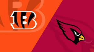 Arizona Cardinals At Cincinnati Bengals Matchup Preview 10 6