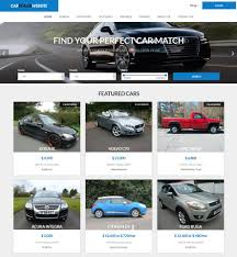 Car Dealer Website Design Kietron It Services Consulting And Business Solutions