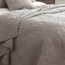 Bed & Bedding: Rivera Slate Grey Embroidered Bedspread Cotton ... & elan linen quilted bedspreads in slate grey for tremendous bedroom  decoration ideas Adamdwight.com