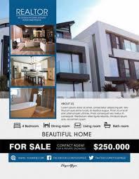 Real Estate Brochure Template Free Download The Best Free Real Estate Flyer Templates For