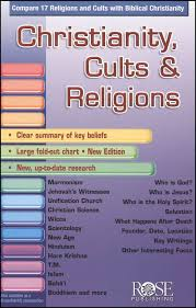 51 Expository Christian Religion Chart
