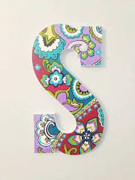 wooden letter designs wood letter painting ideas lovely best wooden letter designs images on wooden letter wooden letter designs