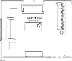 Floor Plan For Narrow Living Amusing Living Room Floor Plans