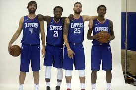 Depth Chart Update Where The Clippers Stand Heading Into