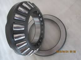 roller thrust bearing. heavy load spherical roller thrust bearing , extruder axial 29420e