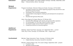 Comfortable Chronological Resume Definition Ideas Entry Level