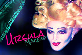 ursula makeup timelapse from the little mermaid on broadway