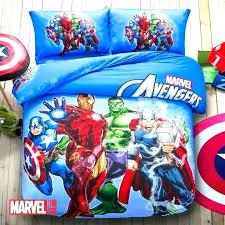 avengers bedding full superhero sheets queen superhero comforter set marvel avengers kids cartoon bedding set marvel
