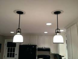 convert can lights to pendant interesting recessed lighting shades cool convert recessed lights into pendant with