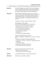 resume objectives for customer service representative customer service resume objective