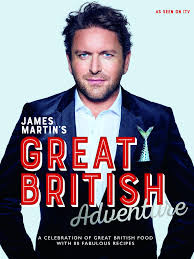 James Martins British Adventure Recipes From Bbq Lamb Chops To