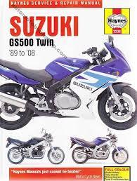 suzuki gs500, gs500e, gs500f twin 1989 2008 workshop manual Motorcycle Wiring Harness Diagram Suzuki Zr50 Wiring Diagram #32