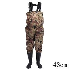 Ll Bean Waders Size Chart New Camouflage Thicker Waterproof Fishing Boots Pants
