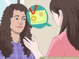 The Best Way To Write A Sorority Recommendation Letter - Wikihow