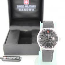 <b>Часы</b> наручные Swiss Military Hanowa SM10075MSNBK – купить ...