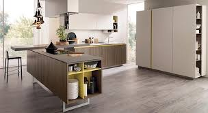 modern contemporary italian kitchen furniture design. lain dark oak contemporary italian kitchen euromobil modern handleless fitted cabinets design furniture t