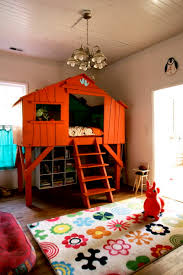 kids tree house inside. Kids Tree House Bed Great Fun Cool Wall Stickers From E Inside L