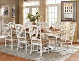 classic dining room chairs. Beige Wall Color With Gray Carpet And White Wash Dining Room Set Using Classic Chairs