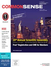 common sense by american academy of 2014 common sense by american academy of emergency medicine issuu