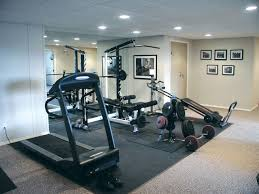 Basement Remodeling Projects executed by our TBF Dealers. contemporary-home- gym