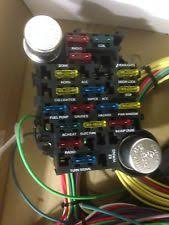 ford hot rod parts 21 circuit 17 fuses ez wiring harness chevy mopar ford hot rod universial wires