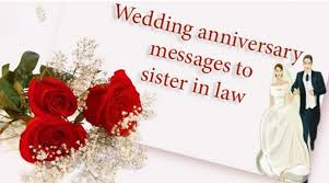 anniversary messages to sister in law Wedding Cards Messages For Sister wedding anniversary messages to sister in law wedding cards messages for sister
