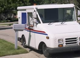 Image result for The mail truck