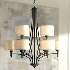 striking 9 light chandelier oil rubbed bronze allen roth eastview 9 light dark oil rubbed bronze chandelier
