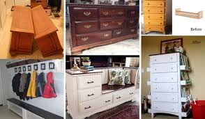 Repurpose old furniture Table If You Have Any Pieces Of Furniture You Would Like To Repurpose Or Give New Life To Then You Are At Right Place You Don Not Need To Throw Those Old Woohome Awesome And Lowbudget Ways To Repurpose Old Furniture Amazing