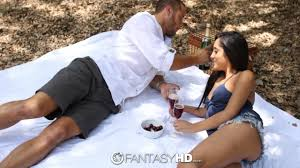 HD FantasyHD Chloe Amour Has A Picnic Then Takes Hard Cock