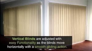 Privacy And Comfort For Your Home Using Vertical Blinds