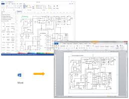 create circuit diagram for word Create Wiring Diagram export circuit diagram to word create wiring diagram online
