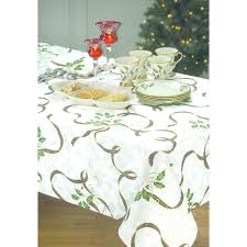 holiday tablecloths rectangle 70 x 120