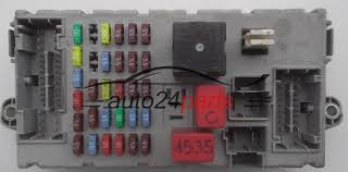 fuse relay box electrical comfort control module body bsi fiat fuse relay box electrical comfort control module body bsi fiat citroen peugeot 1361296080 cpl 46520429