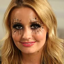 a no prep spiderweb makeup look for the best of popsugartv oct 15 to 21 2016 popsugar celebrity photo 4