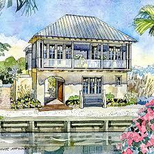 coastal house plans. Coastal House Plans Elevated Raised Piling And Stilt