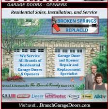 branch garage doorsBranch Garage Door Sales  18 Reviews  Garage Door Services