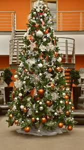 office xmas decorations. office christmas trees for hire we specialise in bespoke and custom made to suite your theme environment whether you are an xmas decorations