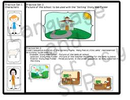 Story Grammar Story Map Folders Organizers Tools To Teach Story Grammar To Young Learners