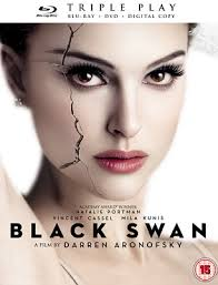 black swan is out on dvd and blu ray now