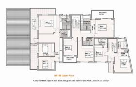 exquisite 4 bedroom house plans double story luxury awesome two y house 4 bedroom single y house plans in south africa photo