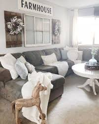 47 brilliant farmhouse living room wall