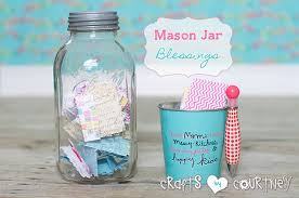 Decorating Ideas With Mason Jars Mason Jar Blessings 24