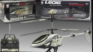 <b>Радиоуправляемый вертолет Lishi Toys</b> L6016 - YouTube