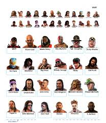 Small Picture guess who hasbro character sheets to print Google Search WWE