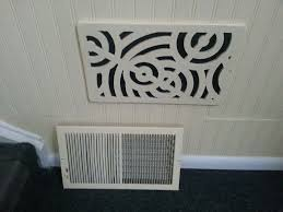picture of laser cut wall vent cover