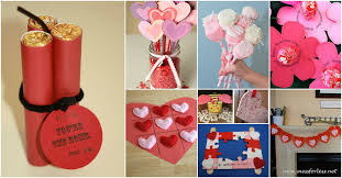 diy valentines day ideas for mom lovely 20 adorable and easy diy valentine s day projects