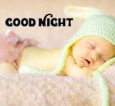 good night cute baby sleeping hd